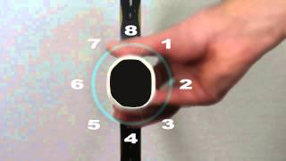 Видео урок по теннису №2