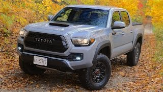 Toyota Tacoma TRDpro Review