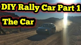 Wannabe Rally Car : Part 1 - The Car thumbnail