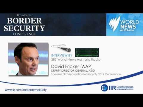 SBS World News Australia interviews ASIO