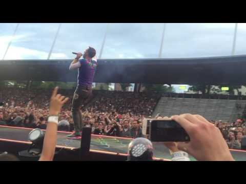 Coldplay Letzigrund Stadion 11-06-2016 A Head Full Of Dreams