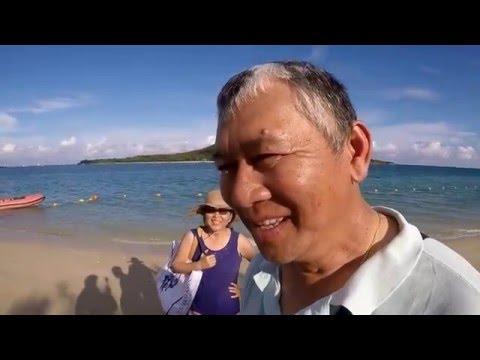 พาเที่ยวเกาะแสมสาร, สัตหีบ, koh samaesarn sattahip,Thailand,Tina tour with family