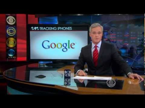 Invasion of Privacy!! Google is tracking Apple Iphone and Ipad users