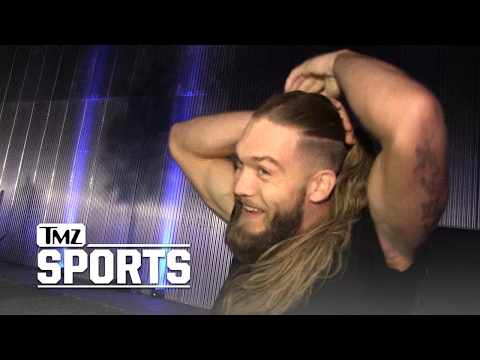 Bryan Braman' Look at My Beautiful Locks!!' | TMZ Sports