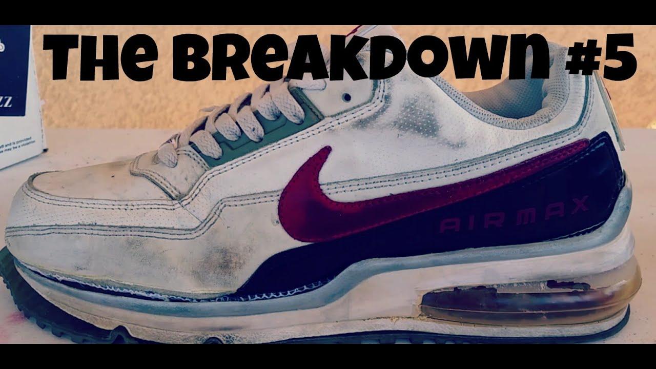 Braking Down Nike Air Max LTD Shoes - The Breakdown #5
