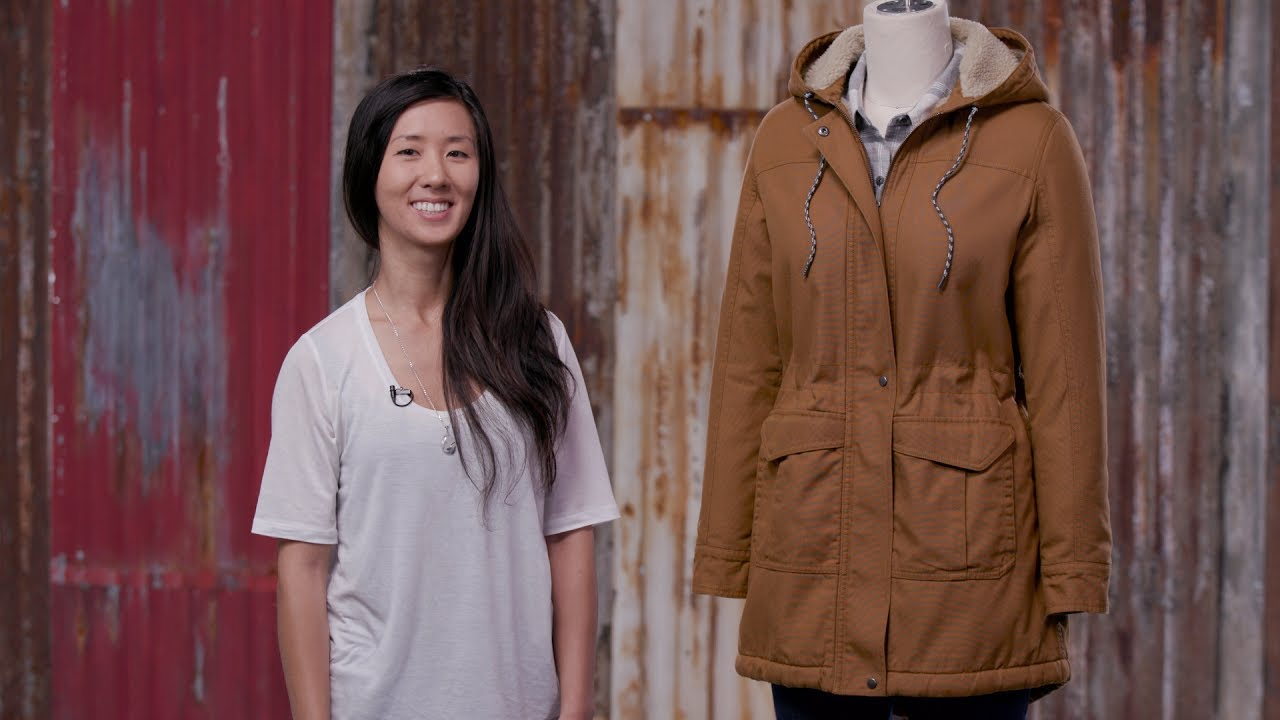 643bc53e6e7 Patagonia Women s Insulated Prairie Dawn Parka - YouTube