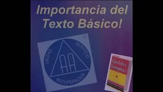 Importancia capitulo 1 texto básico AA
