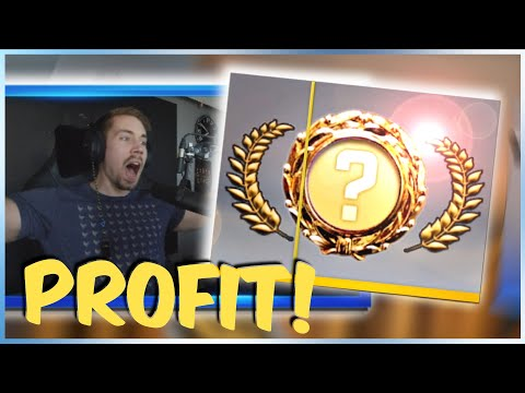 500 Spectrum 2 Cases... and I made PROFIT! (Case Opening Highlights)