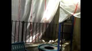 RANT NYCHA APARTMENT CONCEALMENT OF 2X ASBESTOS ABATEMENT (NO NOTICE POSTED)