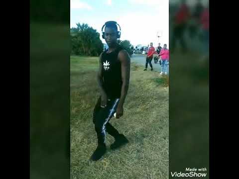 Omar Camara à la dance