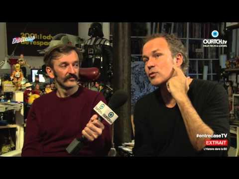 Interview Zep et Vince pour Esmera