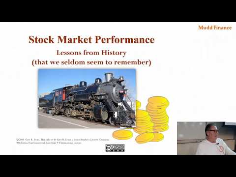 Econ 104 Stock Performance Part 1 Sept 23, 2019