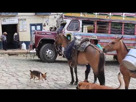 Visita Municipio de Angostura