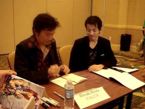 AZ 2011 Hiroaki Hirata Autograph