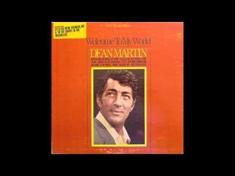 Dean Martin-Welcome to my world