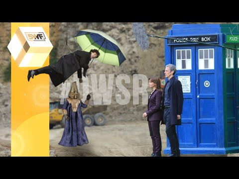 Doctor Who Set Reports #dwsr