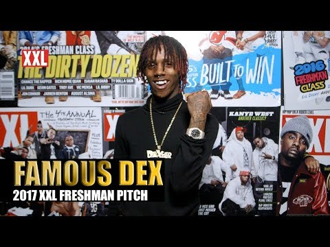Famous Dex Calls into DJ Akademiks stream and Vents about XXL Freshman List.