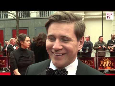 Olivier Awards 2013 Interviews