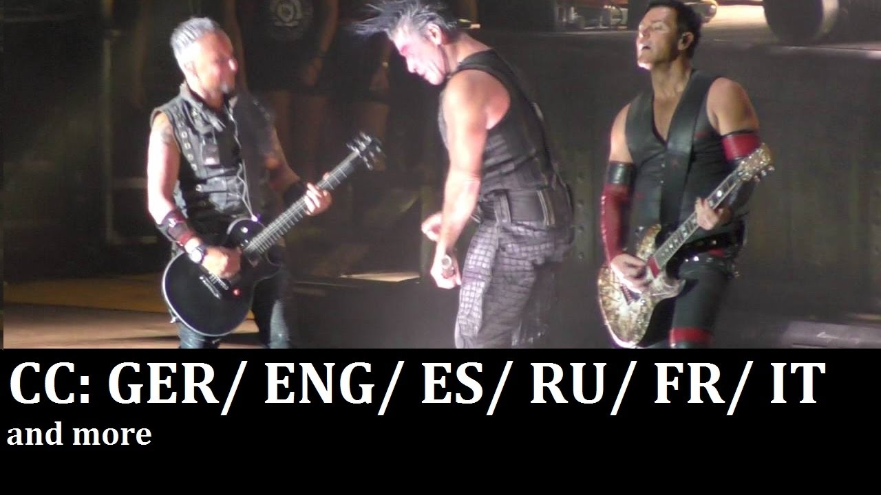 Download Rammstein - Du Hast (Live at Maximus Festival Brazil 2016 - Multicam) [CC/ENG/RUS and More]