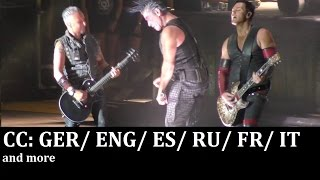 Rammstein - Du Hast (Live at Maximus Festival Brazil 2016 - Multicam) [CC/ENG/RUS and More]