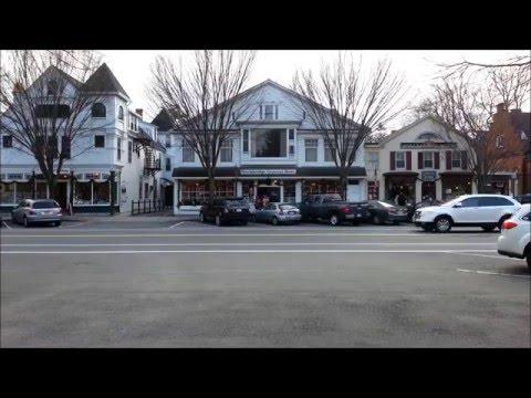 Time Lapse ~ Main Street - Stockbridge, MA -Norman Rockwell's Studio #Framelapse