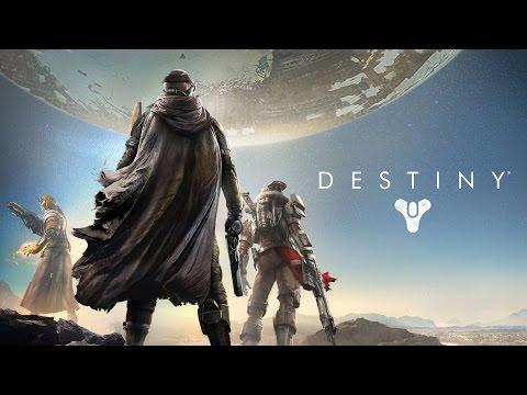 Destiny : A Primeira Meia Hora no XBOX 360