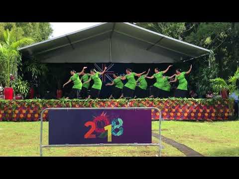 Mbrace Pacific Dance - Pasifika 2018