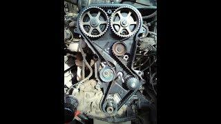 Замена Ремня ГРМ на ДВС Волга 31105 Chrysler