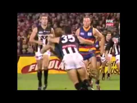 AFL 2003 Round 7 Collingwood Vs Adelaide