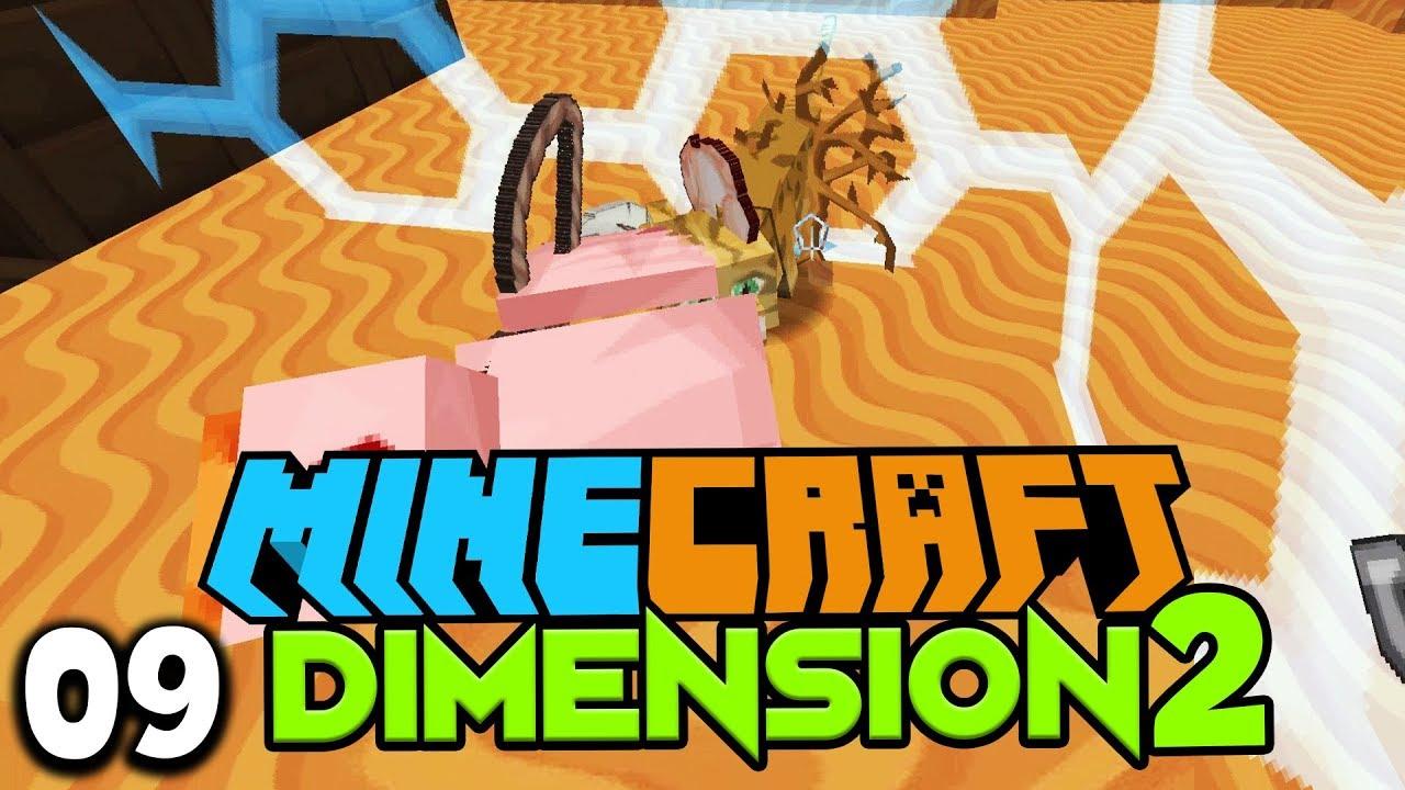 die katzen fressen alle h hner minecraft dimension 2 9. Black Bedroom Furniture Sets. Home Design Ideas