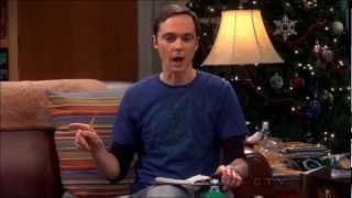 "Sheldon sings ""Good King Wenceslas"" carol about Czech duke ""Svatý Václav"""