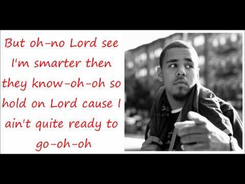 Can I Live - J. Cole (Lyrics)