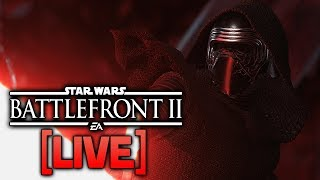 BATTLEFRONT 2 LIVE - Sunday Gaming & Chill!
