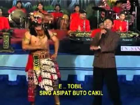 CAMPURSARI SANGGA BUANA - BUTO CAKIL (Original Live Show)