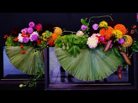YouTube2014 台北國際花藝設計大展- 花藝大師作品+ 國際花藝競賽 Flower Design Award - YouTube
