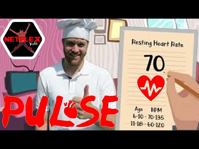 PE Chef S9E1: PULSE (How to measure your own heart rate)
