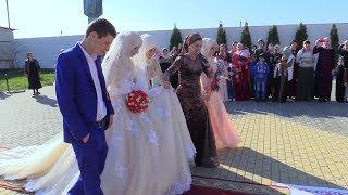 Продолжение Свадьбы Зелимхана и Марьям. 28.10.2017. Студия Шархан