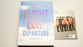 Unboxing | Got7 Flight Log: Departure Monograph + Stand