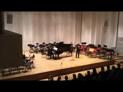 E. Morricone: Gabriel's Oboe from The Mission (Jouko Harjanne, Tuomas Turriago @ Kymi Brass 2012)
