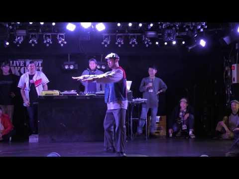 Cell vs Yoh Extra Best16 5th RAMPAGE POP屋 10th ANIV October 29 2016