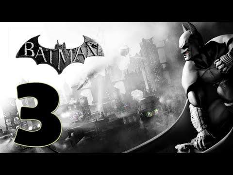Batman Arkham City: Modo Historia Gameplay - Parte 3 [HD] (X360/PS3/PC)