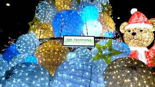 【GINZA#33】Directions from JR/Yurakucho Station to Peninsula Hotel Tokyo(There is a beautiful tree!) thumbnail