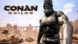 Conan Exiles - BUILD in the World of Conan (Official)