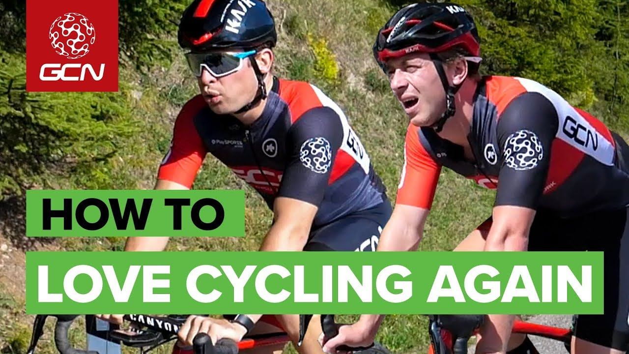 How To Fall Back In Love With Cycling Enjoy Riding Your Bike Again