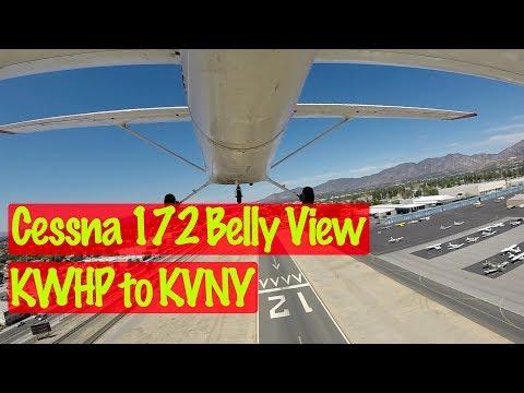 Quick flight from Whiteman to Van Nuys