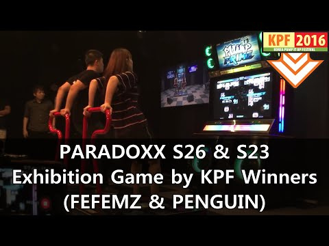 PARADOXX S26 (FEFEMZ's first try @ KPF 2016)
