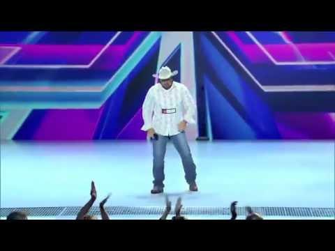 Tate Stevens  The X Factor EE.UU.