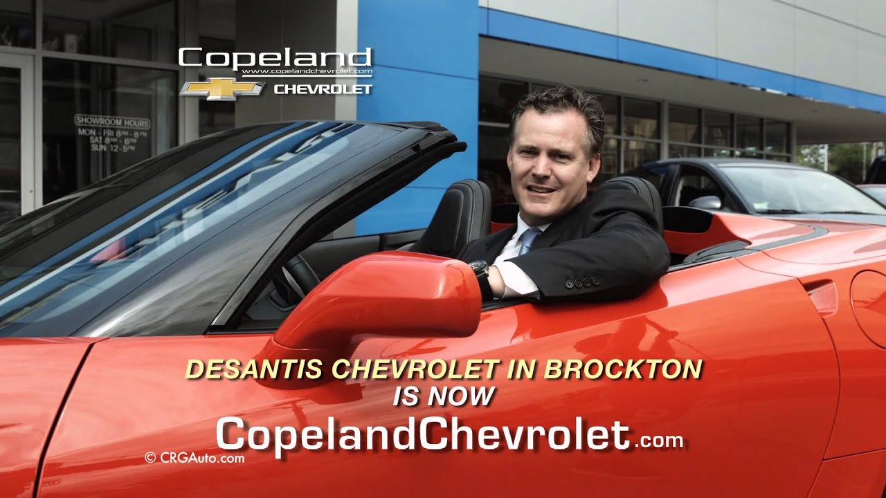 The All New Copeland Chevrolet