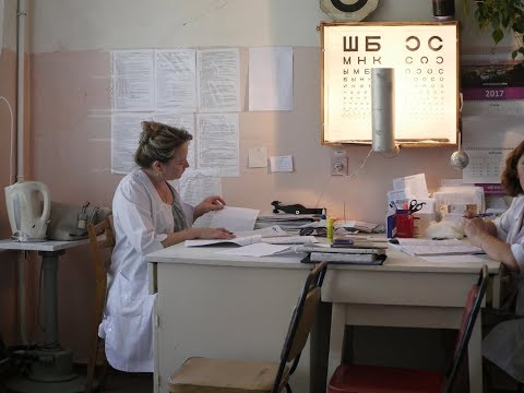 This hospital in Ukraine is getting a much needed upgrade
