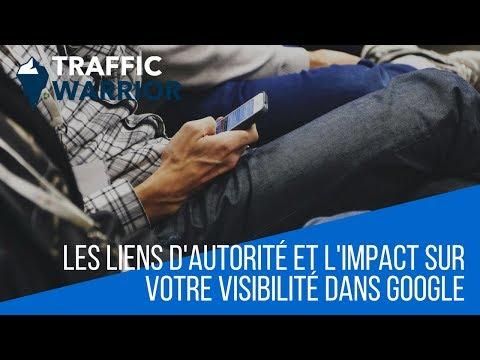 Liens d'autorité : Quel impact sur votre visibilité dans Google ?